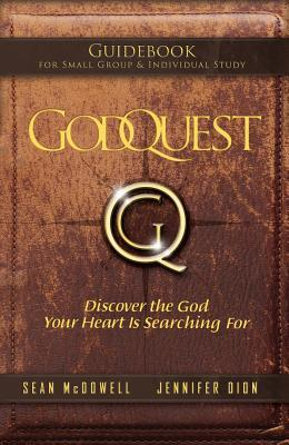 Godquest Guidebook: Discover the God Your Heart Is Searching for