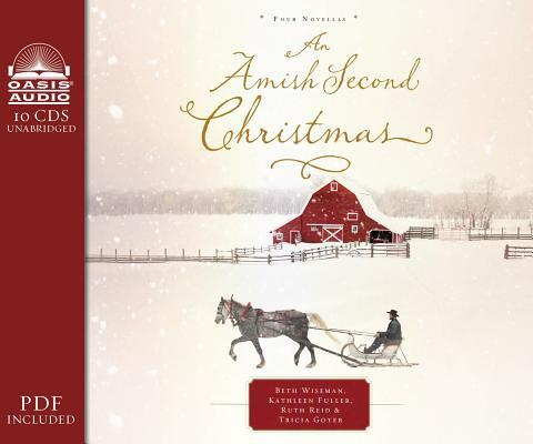 An Amish Second Christmas (Library Edition)
