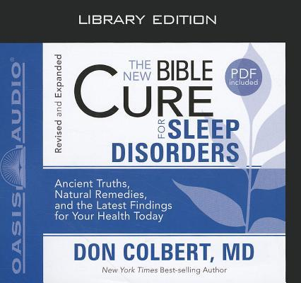 The New Bible Cure for Sleep Disorders (Library Edition)