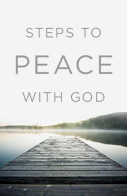 Steps to Peace with God (Pack of 25)