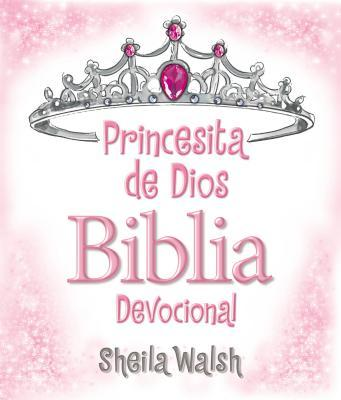 Princesita de Dios Biblia Devocional = God's Little Princess Devotional Bible