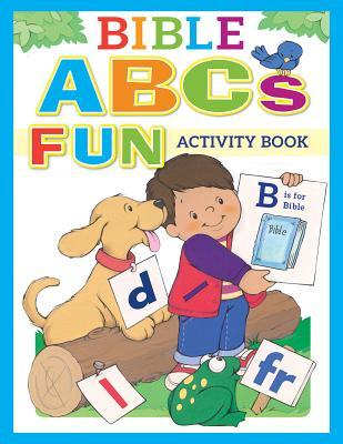 Bible ABCs Fun Activity Book
