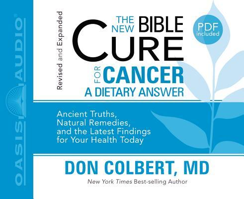 The New Bible Cure for Cancer (Library Edition)