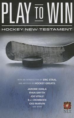 Play to Win Hockey New Testament-NLT