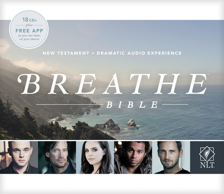 Breathe Bible Audio New Testament-NLT