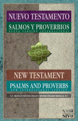 Spanish/English New Testament with Psalms & Proverbs-PR-NIV/NVI