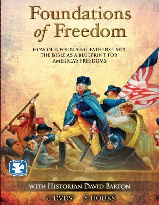 Dvds documentary dvds baker book house foundations for freedom with historian david barton 6 dvd set gods perfect gift malvernweather Images