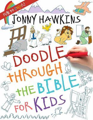 Doodle Through the Bible for Kids