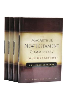 Pastoral Epistles- I&ii Thessalonians, I Timothy, II Timothy, Titus