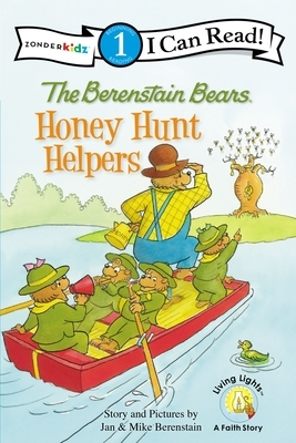 I Can Read! Berenstain Bears/Biblical Values - Level 1
