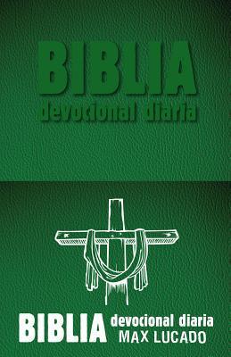 Biblia Devocional Diaria - Verde