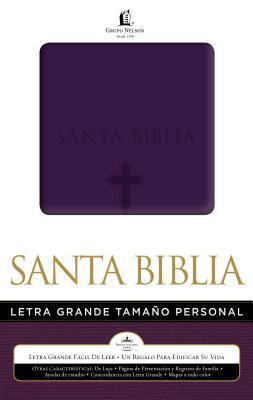 Biblia Letra Grande Tamano Personal