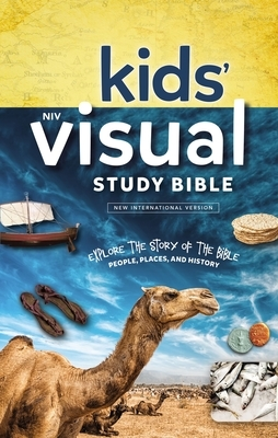 NIV Kids' Visual Study Bible, Hardcover, Full Color Interior