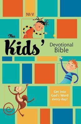 Kids' Devotional Bible-NIRV