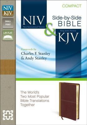 Side-By-Side Bible-PR-NIV/KJV-Compact