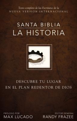 Santa Biblia la Historia-NVI