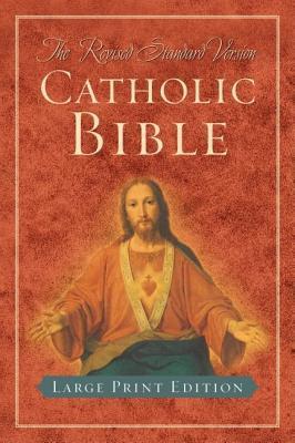Catholic Bible-RSV-Large Print
