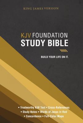 Foundation Study Bible-KJV