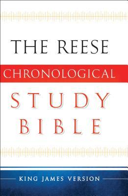 Reese Chronological Study Bible-KJV