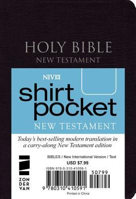 Shirt-Pocket New Testament-NIV