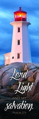 Bookmark - The Lord Is My Light PS 27: 1