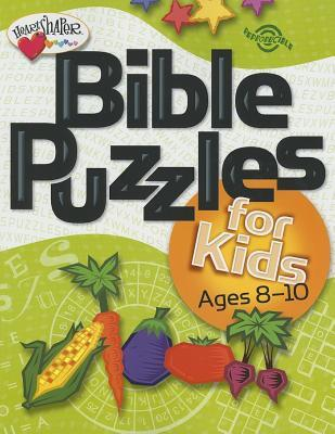 Bible Puzzles for Kids: Ages 8-10