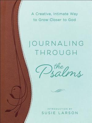 Journaling Through the Psalms: A Creative, Intimate Way to Grow Closer to God