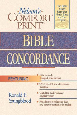 Comfort Print Bible Concordance