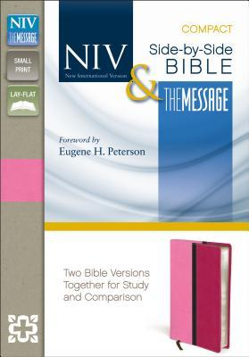 Side-By-Side Bible-PR-NIV/MS Compact