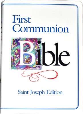 Saint Joseph First Communion Bible-NABRE