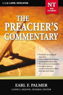 The Preacher's Commentary - Vol. 35: 1, 2 and 3 John / Revelation
