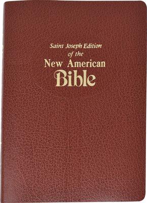 Saint Joseph Medium Size Bible-NABRE
