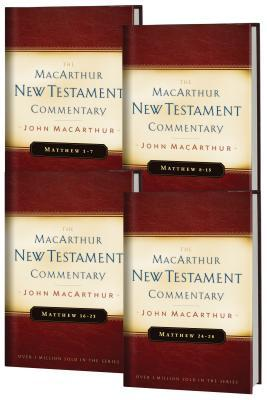 MacArthur New Testament Commentary Serie