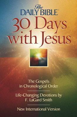 Daily Bible 30 Days with Jesus-NIV