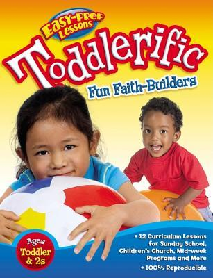 Toddlerific!: 12 Faith Themes for Toddlers
