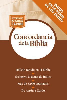 Concordancia de la Biblia: Serie Referencias de Bolsillo