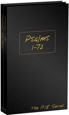Psalms, 2 Volume Set: Journible the 17:18 Series
