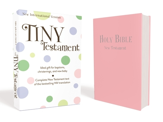 Tiny Testament Bible-NIV