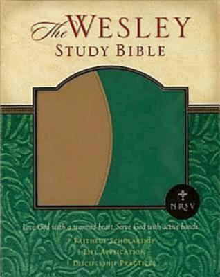 Wesley Study Bible-NRSV