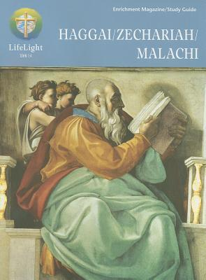 Haggai/Zechariah/Malachi Enrichment Magazine Study Guide