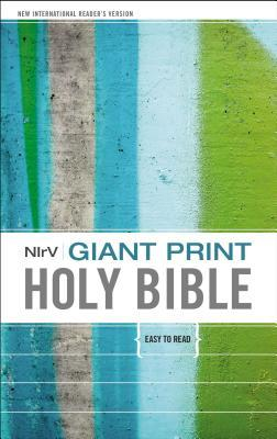 Giant Print Bible-NIRV