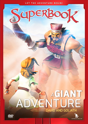 Superbook a Giant Adventure: David and Goliath