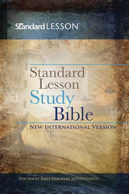 Standard Lesson Study Bible-NIV