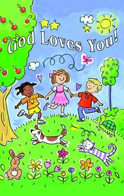 Postcard - All Occasion, God Loves You (P1514)
