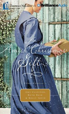 An Amish Christmas Gift: Three Amish Novellas
