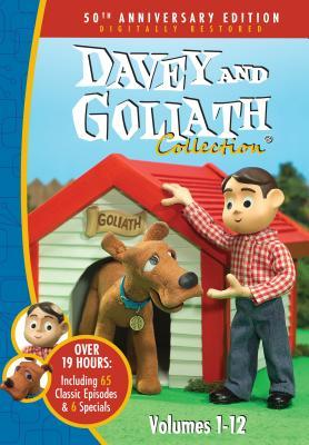 Davey and Goliath 12 Volume Set