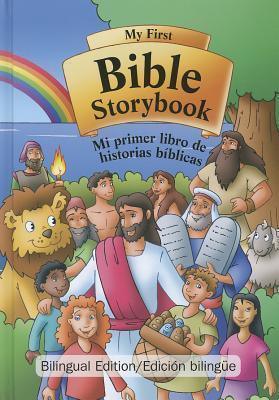 My First Bible Storybook/Mi Primer Libro de Historias Biblicas