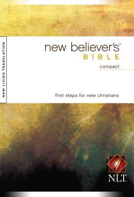 New Believer's Bible-NLT-Compact