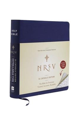 XL Catholic Bible-NRSV