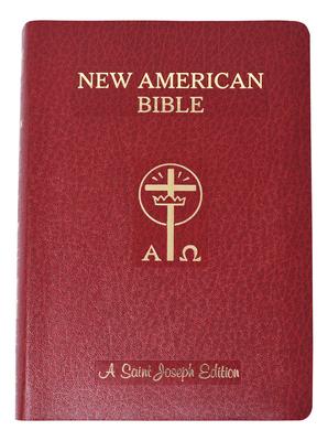 Saint Joseph Giant Print Bible-NABRE